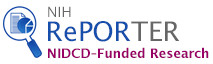 NIH RePorter NIDCD-Funded Research