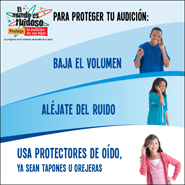 How to Protect Your Hearing (3 Ways) (Spanish)