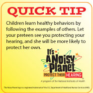 Quick Tip: Home in a Noisy Location
